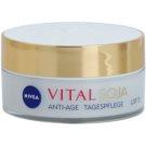 Nivea Visage Vital Multi Active nappali krém a ráncok ellen OF 15  50 ml