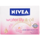 Nivea Waterlily & Oil jabón sólido (Soap) 100 g
