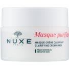 Nuxe Cleansers and Make-up Removers čistilna maska za občutljivo kožo  50 ml