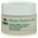 Nuxe Cleansers and Make-up Removers mascarilla limpiadora para pieles sensibles (Clarifying Cream-Mask) 50 ml