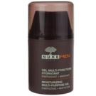 Nuxe Men hidratáló gél minden bőrtípusra (Moisturizing Multi-Purpose Gel) 50 ml