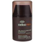 Nuxe Men gel hidratante para todos os tipos de pele (Moisturizing Multi-Purpose Gel) 50 ml