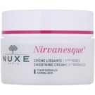 Nuxe Nirvanesque creme suavizante  para pele normal (First Wrinkles Smoothing Cream) 50 ml