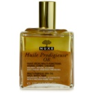 Nuxe Huile Prodigieuse OR Multi - Purpose Dry Oil With Glitter (Multi-Usage Dry Oil) 100 ml