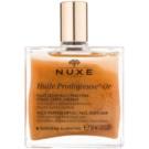 Nuxe Huile Prodigieuse OR мультифункціональна суха олійка з блискітками для обличчя, тіла та волосся  50 мл