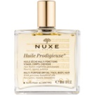 Nuxe Huile Prodigieuse multifunkční suchý olej na obličej, tělo a vlasy (With Precious Botanicals Oils, Mineral Oil Free, Silicone Free) 50 ml