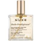 Nuxe Huile Prodigieuse multifunkční suchý olej na obličej, tělo a vlasy (With Precious Botanicals Oils, Mineral Oil Free, Silicone Free) 100 ml