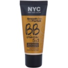 NYC Smooth Skin Bronzed Radiance bronzující BB krém odstín 04 Light 30 ml