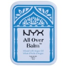 NYX Professional Makeup All Over telový balzam Argan Oil 25 g