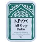 NYX Professional Makeup All Over telový balzam Coconut Oil 25 g