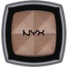 NYX Professional Makeup Eyeshadow тіні для повік відтінок 09 Deep Bronze 2,7 гр