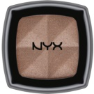 NYX Professional Makeup Eyeshadow тіні для повік відтінок 09 Deep Bronze 2,7 гр