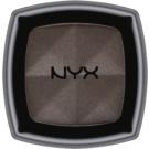 NYX Professional Makeup Eyeshadow тіні для повік відтінок 36 Charcoal Brown 2,7 гр