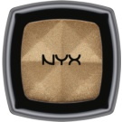 NYX Professional Makeup Eyeshadow тіні для повік відтінок 49 Antique Gold 2,7 гр