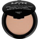 NYX Professional Makeup HD Studio Puder für mattes Aussehen Farbton 10 Caramel 7,5 g