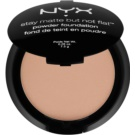 NYX Professional Makeup HD Studio pudr pro matný vzhled odstín 10 Caramel 7,5 g