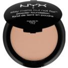 NYX Professional Makeup HD Studio пудра з матуючим ефектом відтінок 10 Caramel 7,5 гр