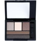 NYX Professional Makeup Love in Florence paleta farduri de ochi cu aplicator culoare 01 Meet My Romeo 2,4 g