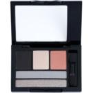 NYX Professional Makeup Love in Florence paleta očních stínů s aplikátorem odstín 04 Ciao Bella 2,4 g