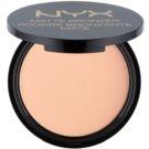 NYX Professional Makeup Matte Bronzer bronzeador tom Light 9,5 g