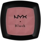 NYX Professional Makeup Blush руж - пудра цвят 02 Dusty Rose 4 гр.