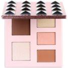 NYX Professional Makeup Rocker Chic paleta de sombras de ojos tono Heart of Gold 4,2 g