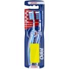 Odol Interdental Toothbrush Medium Light Blue & Dark Blue