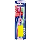 Odol Interdental зубна щітка середньої жорсткості Pink & Green