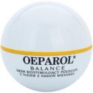 Oeparol Balance біостимулюючий крем для обличчя для нормальної та сухої шкіри (Evening Primrose Oil) 50 мл