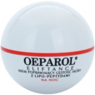 Oeparol Eliftance creme regenerador para restauração da densidade da pele com lipopeptidos 50+ (Oleo-PeptoCell Complex) 50 ml