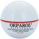 Oeparol Eliftance regeneracijska krema za obnovo gostote kože z lipopeptidi 50+  50 ml