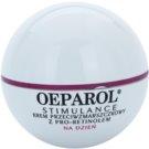 Oeparol Stimulance денний крем проти зморшок з Про-ретинолом для нормальної та змішаної шкіри 40+  50 мл