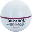 Oeparol Stimulance dnevna krema proti gubam s pro-retinolom za suho kožo 40+ (RetiOleum Complex) 50 ml