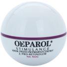 Oeparol Stimulance Anti-Falten-Nachtcreme mit Pro-Retinol für alle Hauttypen 40+ (RetiOleum Complex) 50 ml