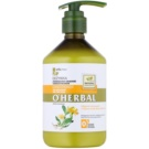 O'Herbal Arnica Montana condicionador de volume para cabelo fino (Volume at the Base of the Hair) 500 ml