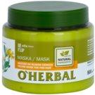 O'Herbal Arnica Montana maska pro objem jemných vlasů  500 ml