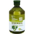 O'Herbal Humulus Lupulus Shampoo für unnachgiebige und strapaziertes Haar  500 ml