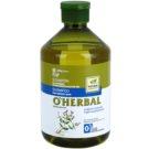 O'Herbal Mentha Piperita Shampoo For Oily Hair (Light and Fresh Hair) 500 ml