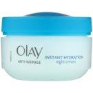 Olay Anti-Wrinkle Instant Hydration éjszakai krém a ráncok ellen  50 ml