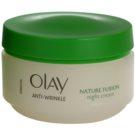 Olay Anti-Wrinkle Nature Fusion pomlajevalna nočna krema za obraz in vrat  50 ml