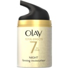 Olay Total Effects creme hidratante de noite (Night Firming Moisturiser) 50 ml