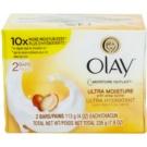Olay Ultra Moisture sapun solid hidratant (Moisture Outlast) 2 x 113 g