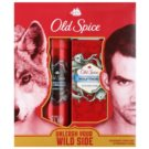 Old Spice Wolfthorn coffret II. desodorizante em spray 125 ml + loção after shave 100 ml
