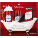Old Spice Whitewater set cadou V.  Deo-Spray 125 ml + Gel de dus 250 ml + After Shave Water 100 ml