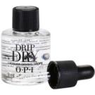 OPI Drip Dry kapky pro rychlejší zaschnutí laku na nehty (Lacguer Drying Drops 60 Sec.) 9 ml