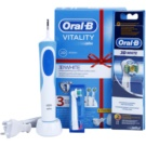 Oral B Vitality 3D White D12.513W periuta de dinti electrica (+ 2 Brush Heads 3D White)  buc