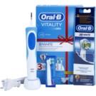 Oral B Vitality 3D White D12.513W elektromos fogkefe (+ 2 Brush Heads 3D White)