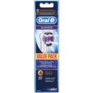 Oral B 3D White EB 18 recambio para cepillo de dientes   4 ud