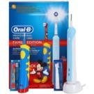 Oral B Family Edition D16.513.U + D10.51K elektromos fogkefe + elektromos fogkefe gyermekeknek