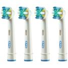 Oral B Floss Action EB 25 náhradní hlavice pro zubní kartáček (Replacement Brush Head) 4 Ks